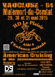 AMERICAN_CRUISING 5TH ANNIVERSARY 2015