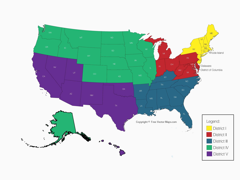 Vermont Massachusetts Rhode Island States Of