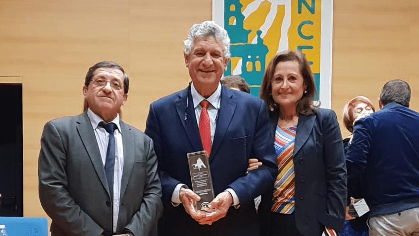 Aspanri-AspanriDown recibe el Premio Andalucía+Social a la Inserción Laboral
