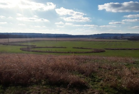 The Hopeton Earthworks: Among the Mounds, Part 3