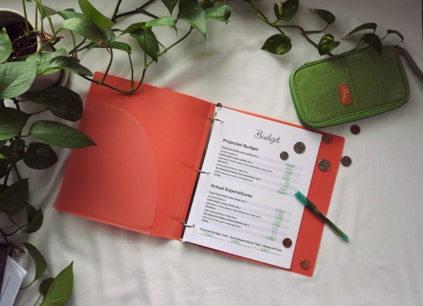 budget planner page