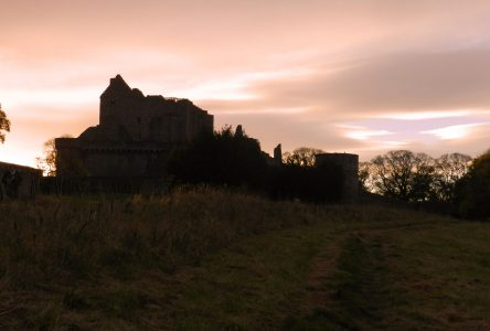Craigmillar Castle: A League Distant