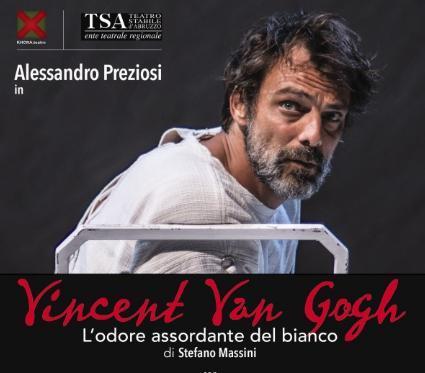 Van Gogh - l'odore assordante del bianco