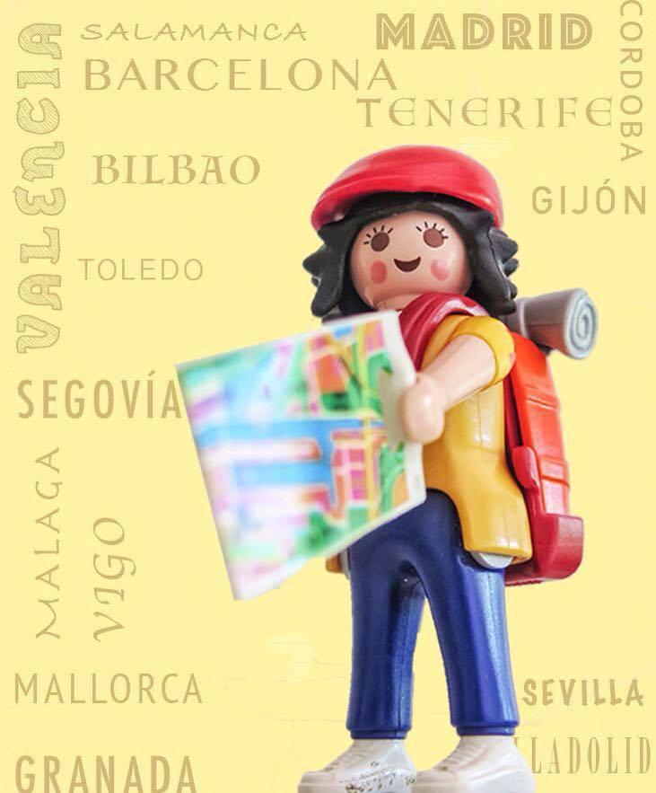 Playmobil - A spasso per la Spagna