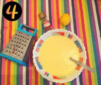 4.torta di Santiago - composto zucchero, uova e mandorle + cannella e limone - aspassoperlaspagna.it