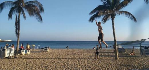 Aprire un'attività a Lanzarote - Playa Reducto - aspassoperlaspagna.it