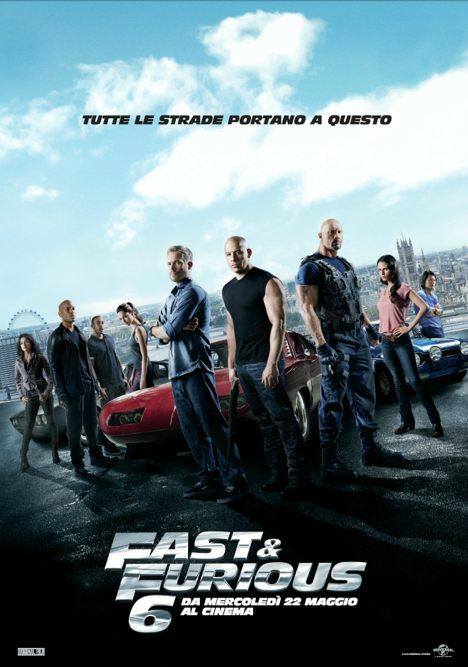 film girati in Spagna -fast and furious 6