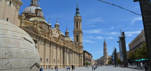 Basilica del Pilar - aspassoperlaspagna.it