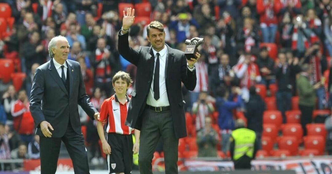 Paolo Maldini One Club Player Award - foto di El Correo