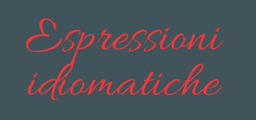 espressioni idiomatiche - aspassoperlaspagna.it