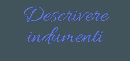 descrizione indumenti - aspassoperlaspagna.it