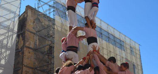 torre umana castellers - aspassoperlaspagna.it