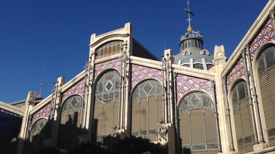 Mercato Centrale di Valencia - Cotorra del Mercat - aspassoperlaspagna.it