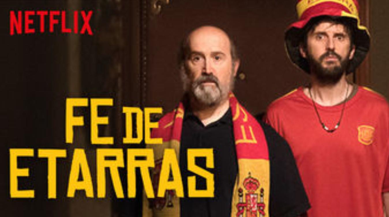 Fe de Etarras - foto Netflix