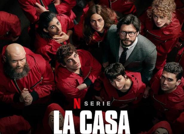 La casa di carta 4 - Copyright Netflix