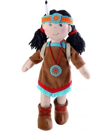 American Indian Doll Sihu