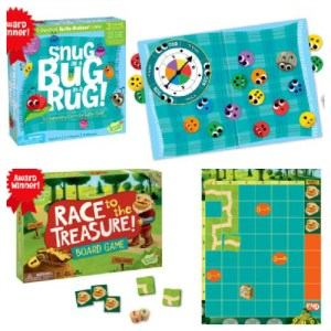 Peaceable Kingdom Board Games – Christmas Giveaway Event Day 23