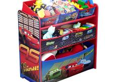 Disney Pixar Cars 2 Toy Bin Organizer