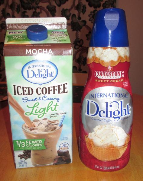International Delight Light Iced Coffee #LightIcedCoffee #CBias