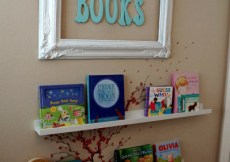 DIY Reading Nook For Kids