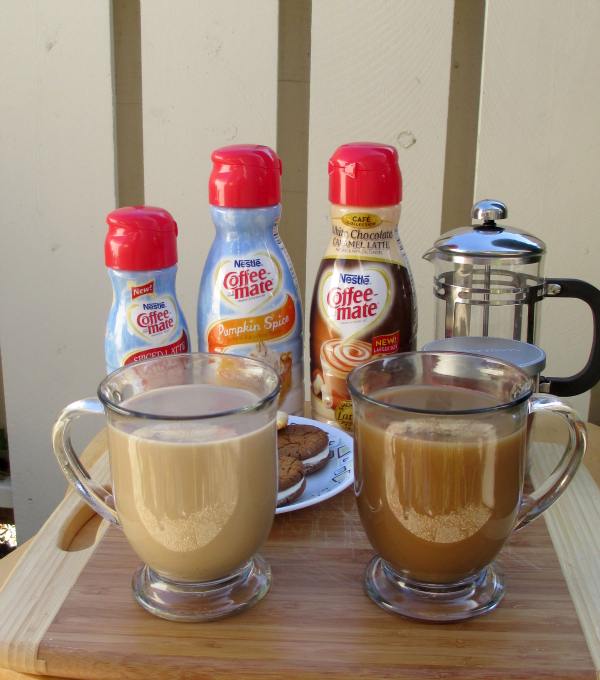 Coffee-mate Seasonal Flavors