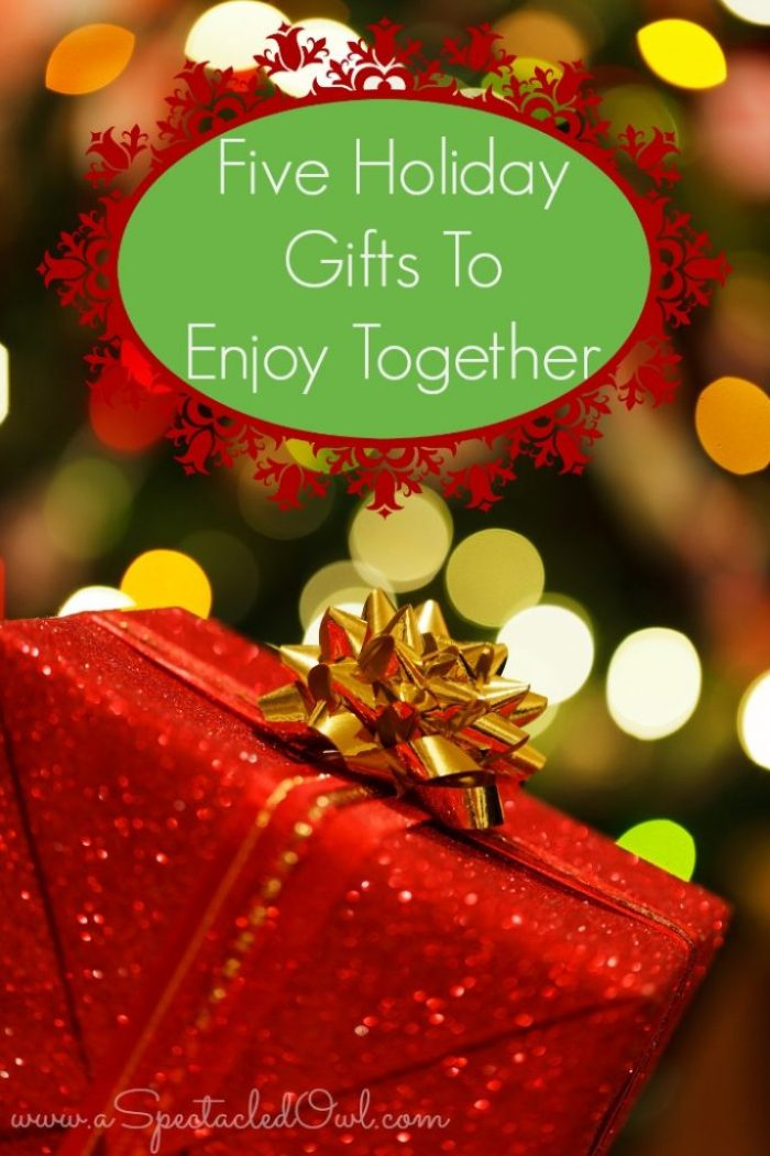 Five Holiday Gifts To Enjoy Together - Christmas Gifts for Couples