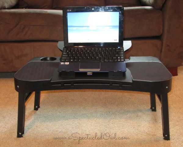 LapDawg Pug - The Ultimate Laptop Table