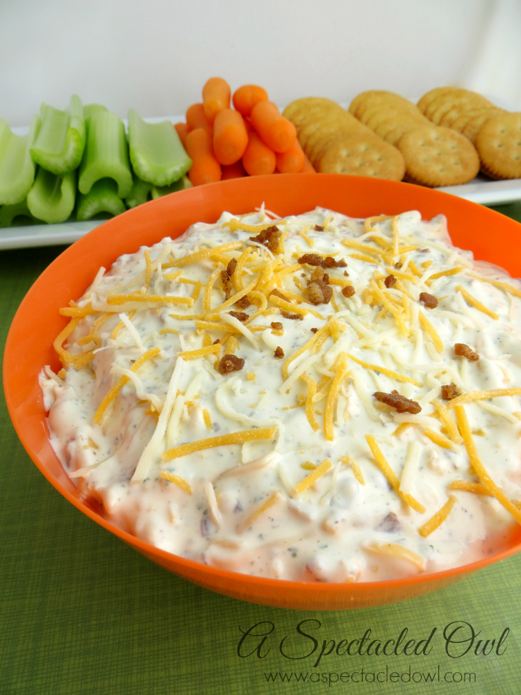 Bacon and Cheese Ranch Dip