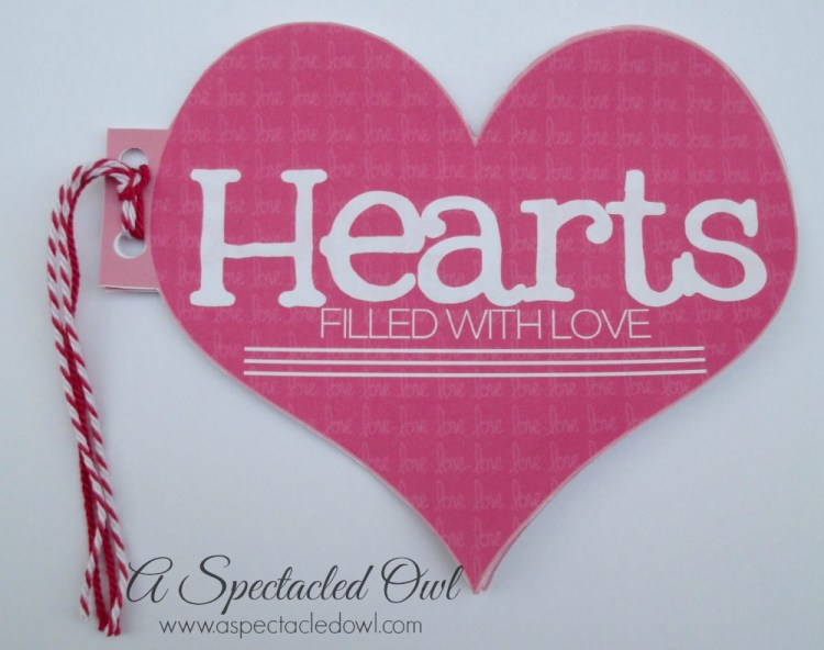 """Hearts Filled With Love"" Valentine's Day Free Printable"