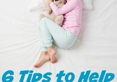 6 Tips to Help You Conquer Bedwetting #ConquerBedWetting