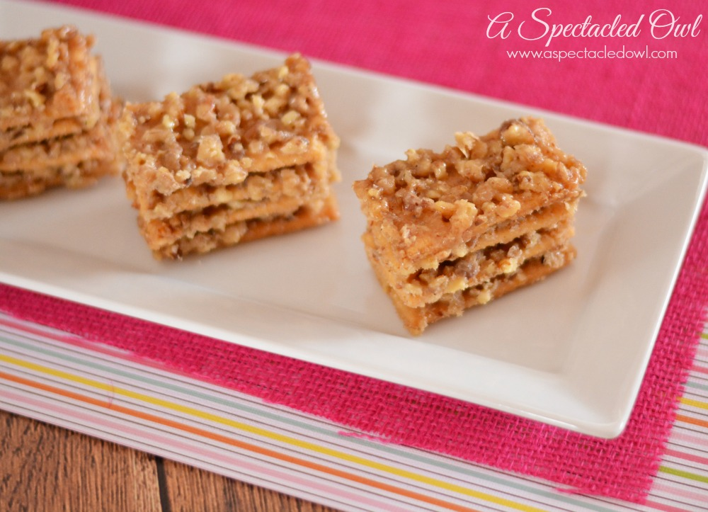 Maple Nut Crisp Cookies