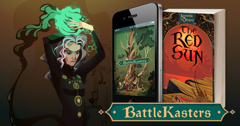 Bringing Video Games and Books Together with BattleKasters (Plus a Free San Diego Comic-Con Event) #SDCC #SDCC2015 #BattleKasters