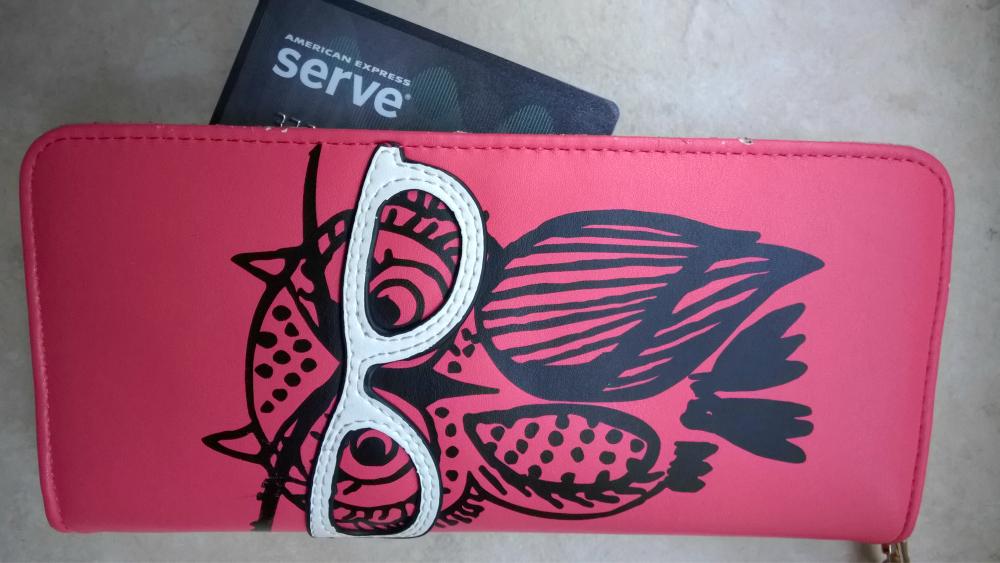American Express Serve® Cash Back Card