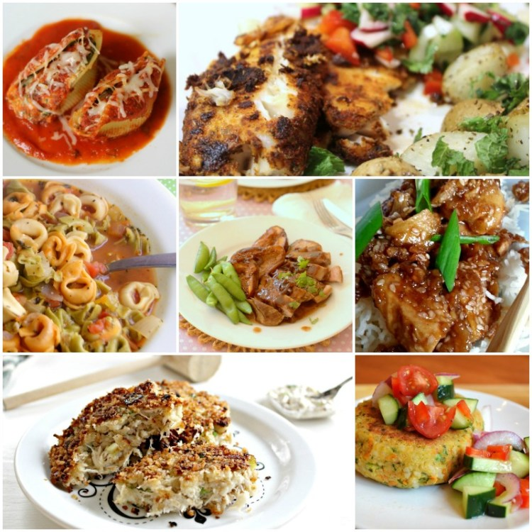25 Weight Watchers Main Dish Recipes that the Whole Family Will Love