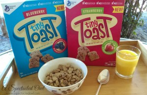 New Tiny Toast Cereal from General Mills is a Hit with Teens & Tweens