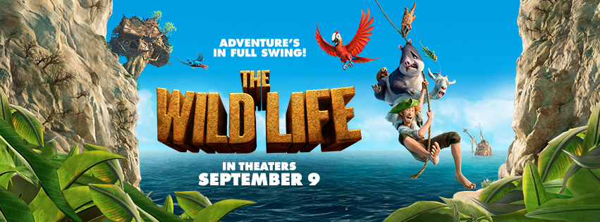The Wild Life Movie & Camping at the San Diego Zoo