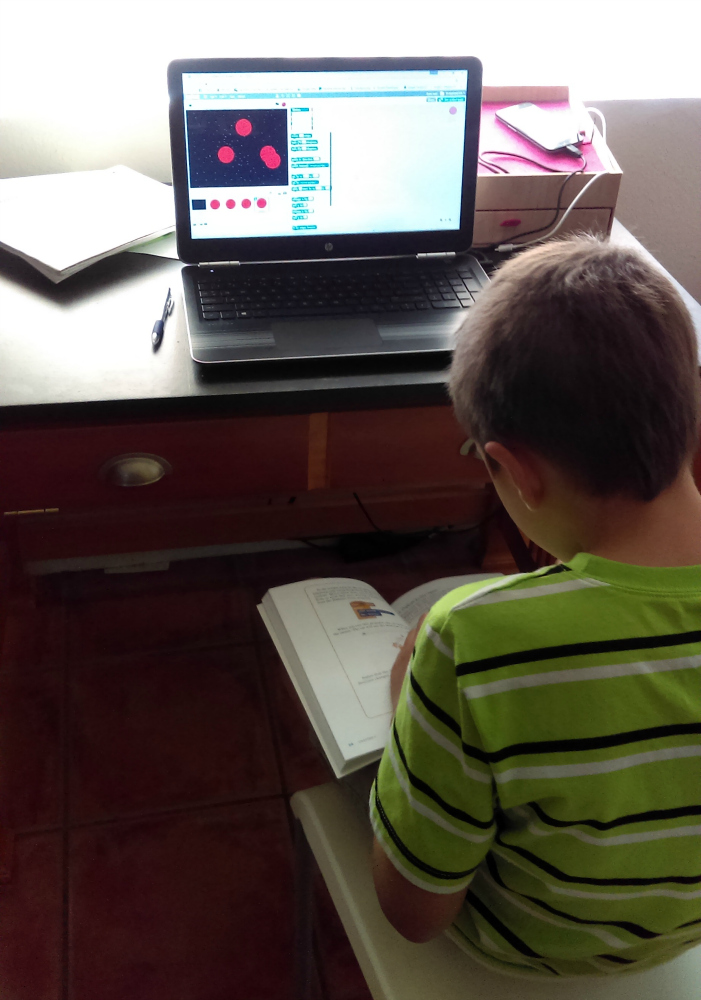 Teaching Your Kids to Code with Scratch