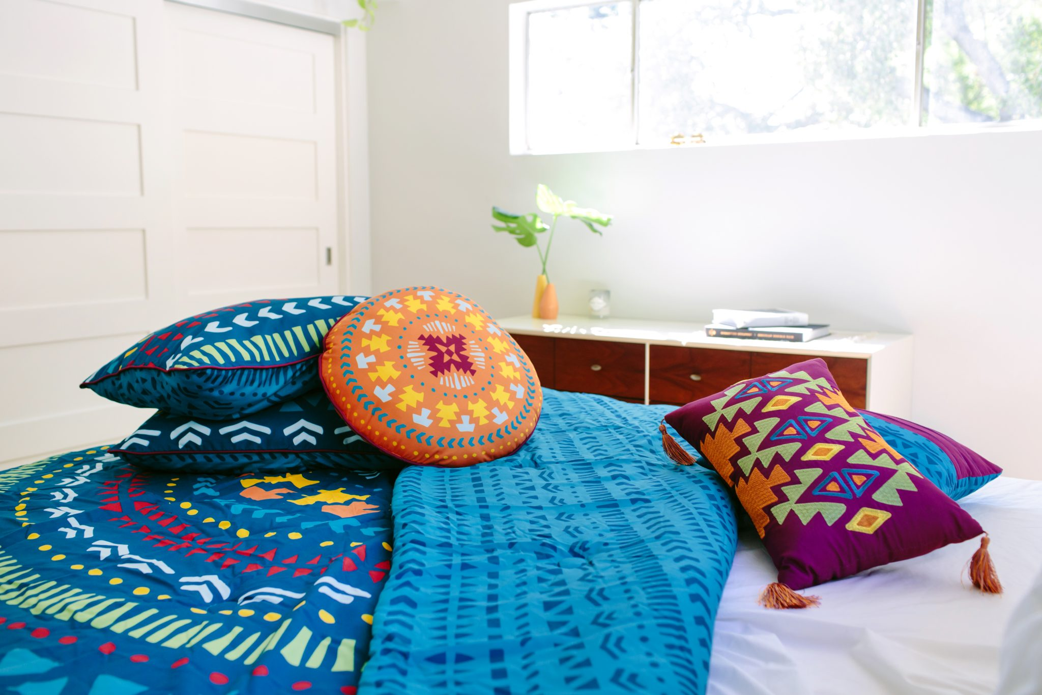 Brighten Up Any Bedroom with VITA Good Life Bedding