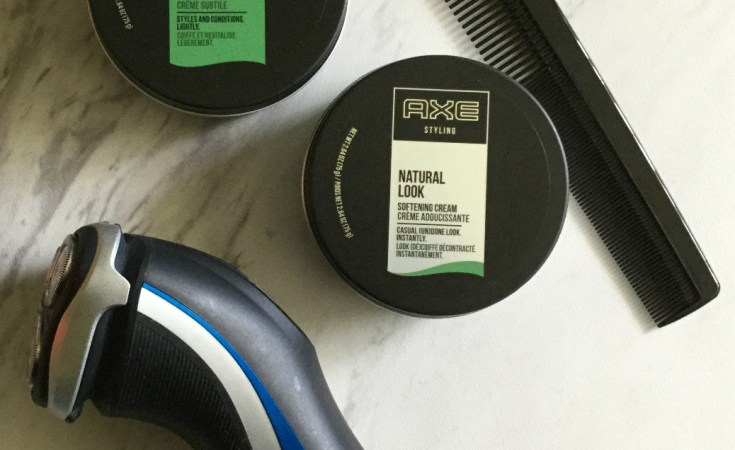 Finding Your Personal Style with AXE Hair Care Products