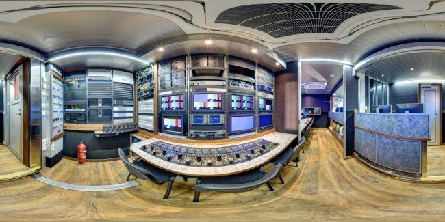 360 Grad immersive audio VR