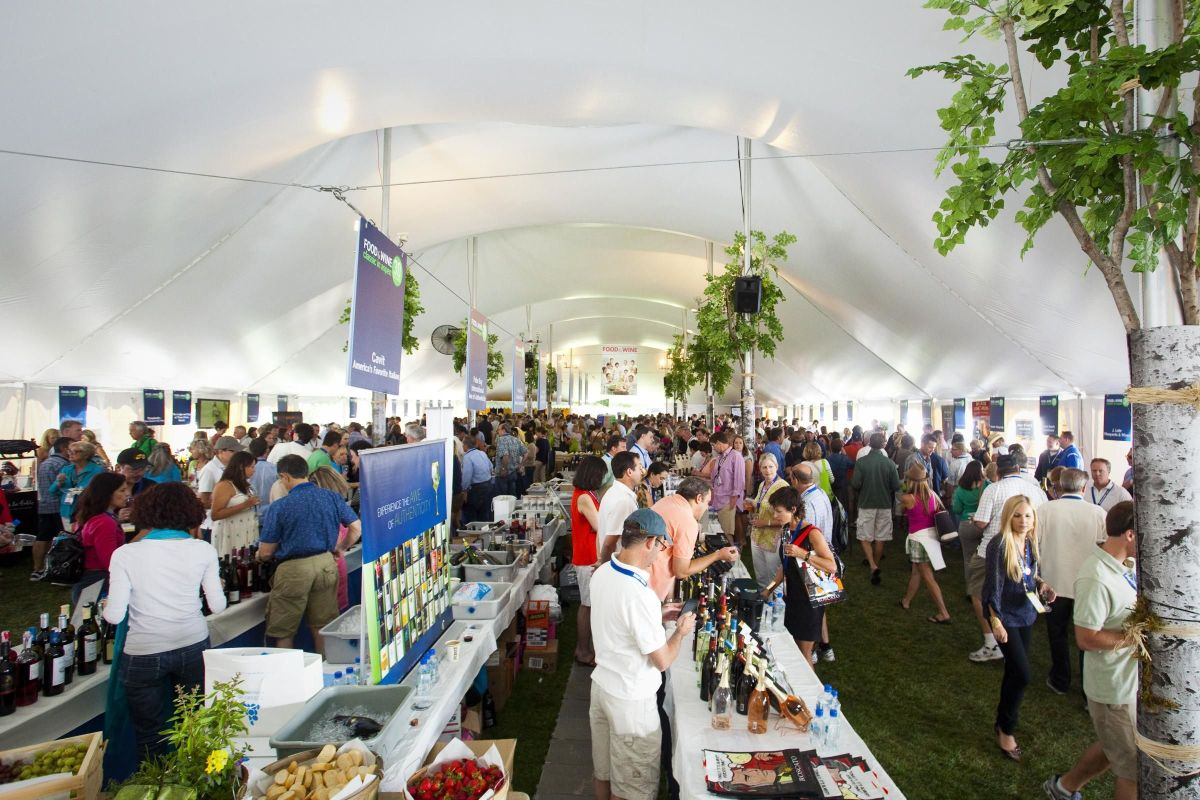 Image result for Food and Wine Classic, Aspen, Colorado.