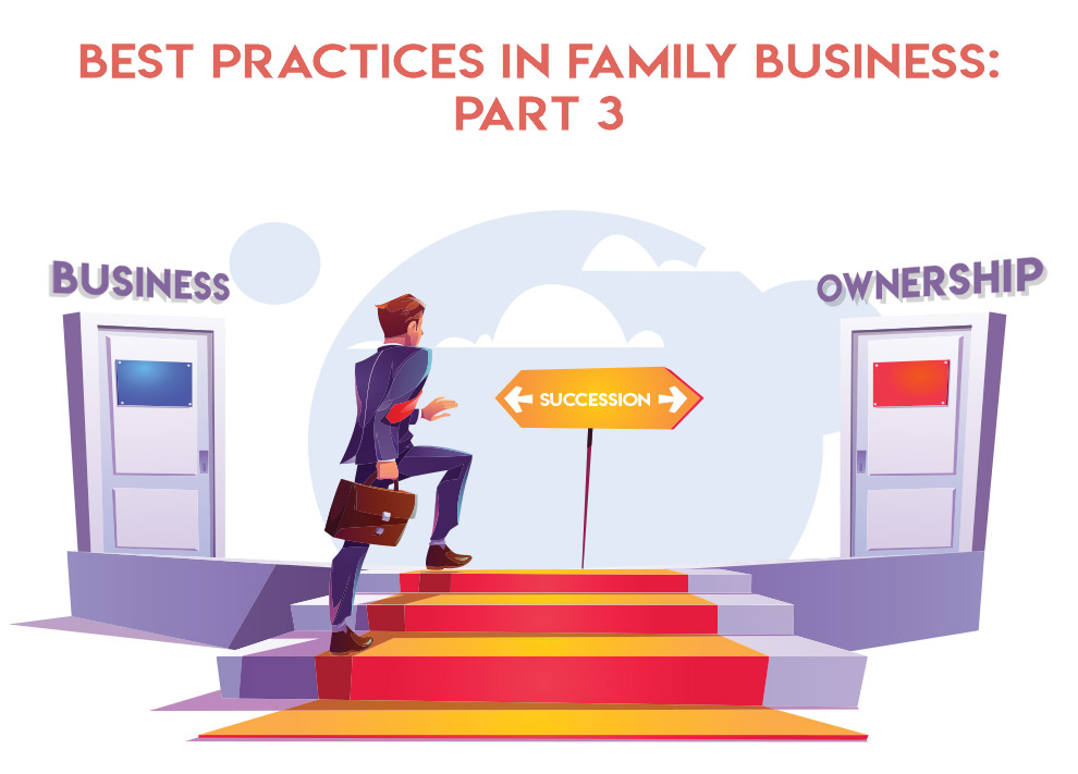 Best Practices in Family Business: part 3