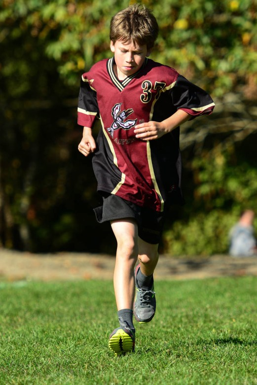 AGS Cross Country Race at Q of A-14
