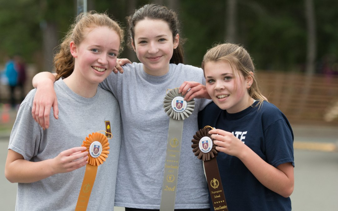 Aspengrove Hosts Annual Cross Country Race