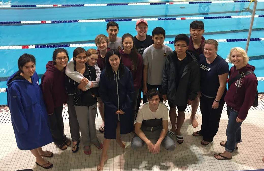 Aspengrove Swimmers Qualify for Provincials