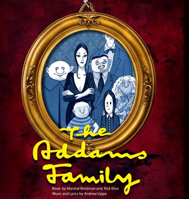 Addams Family Musical – Tickets Available