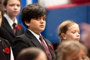 remembrance day Aspengrove School Nanaimo Independent School-15