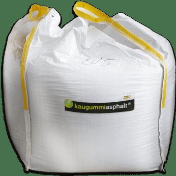 Kaugummiasphalt Bigbag 1000kg