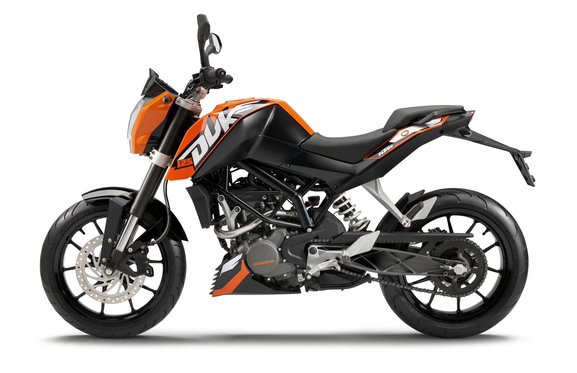 2011 KTM 125 Duke Officially Named - Asphalt & Rubber