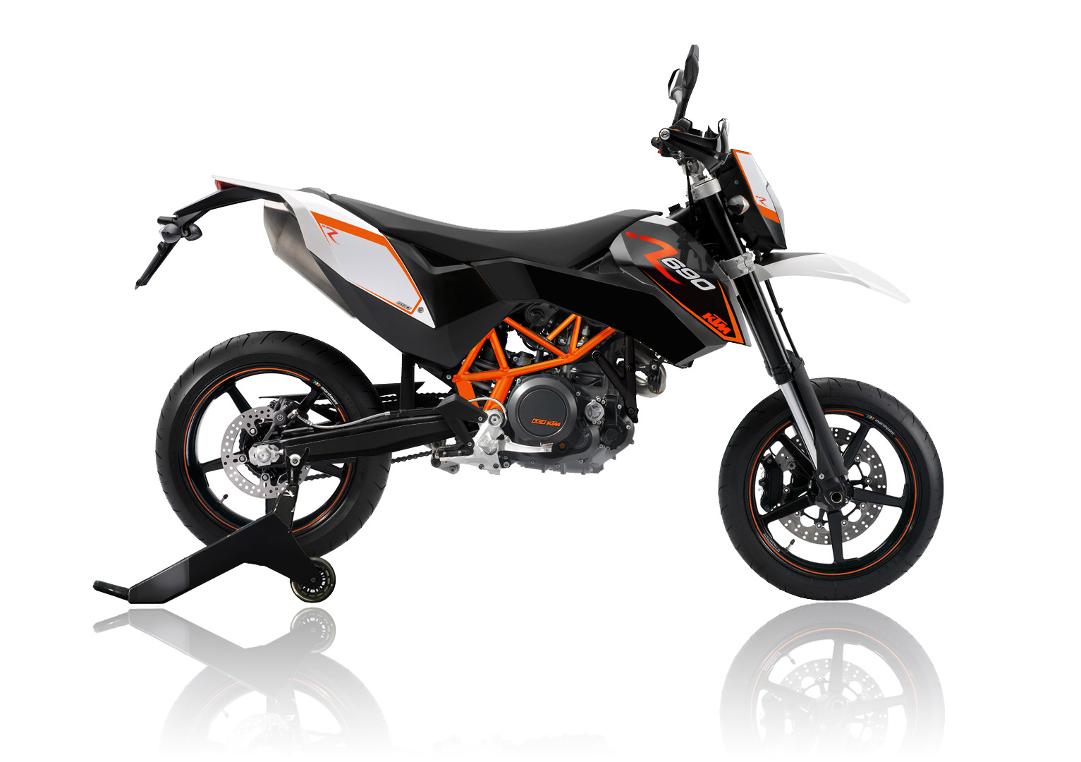2018 ktm 690 smc.  smc more  throughout 2018 ktm 690 smc y